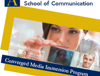 School of Communication offers intensive media program