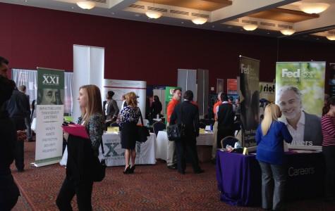 Students flock to Fall Career Fair