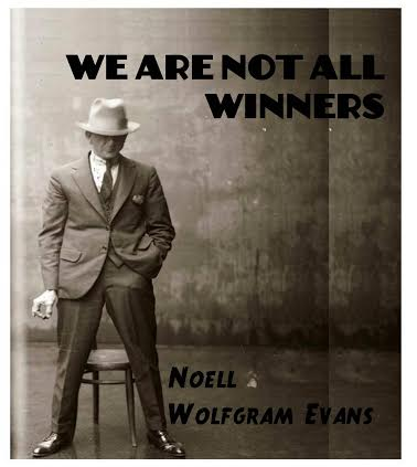 Cover of Noell Wolfgang Evans new book,