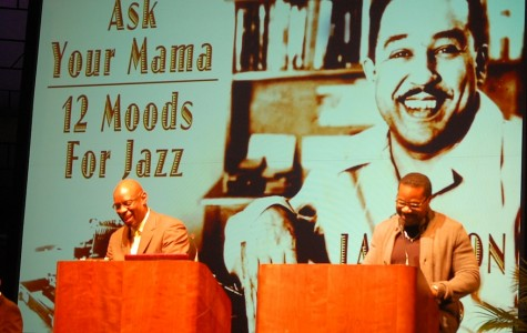 "Langston Hughes' ""Ask Your Mama: 12 Moods for Jazz"""
