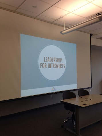 Workshop illustrates advantages, pitfalls of introverted leadership