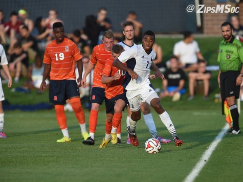 Zips ground the Falcons, ready to end the Wolverines streak