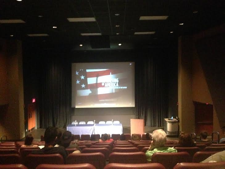 Raising of America premiering at the Student Union Theater