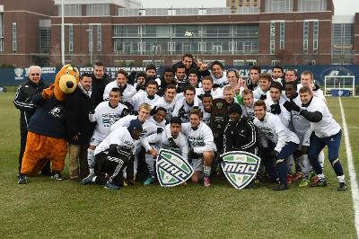 Soccer claims MAC title