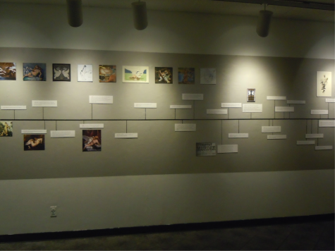 "Myers School of Art holds ""Disclosures"" exhibition"