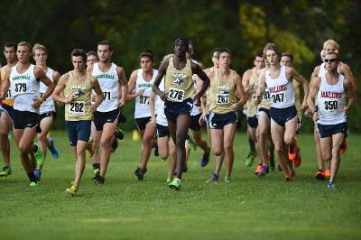 X-country edged by EMU