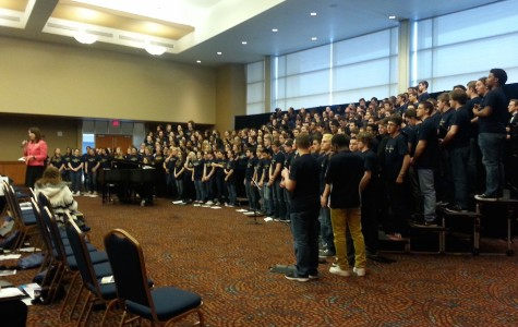 UA hosts Vocal Choral Festival