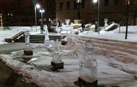 Ice Fest 2015 brings warmth during winter season