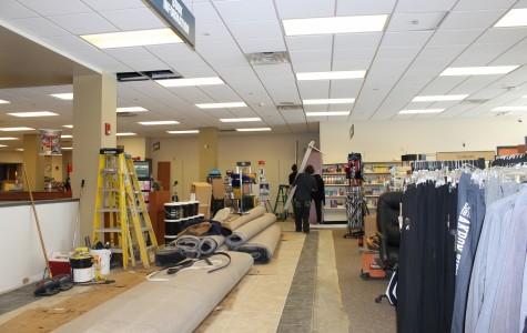 Renovations transform Student Union bookstore