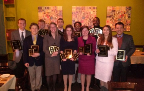 Speech and Debate Team places second at state championship