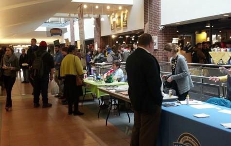 Students voluntarily give back, UA participates in local non-profit organizations