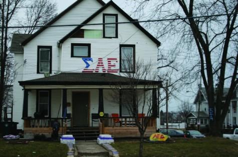 Federal lawsuit against UA chapter of Sigma Alpha Epsilon