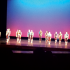 A number of different dance pieces were performed at  the UA Dance Company's spring recital
