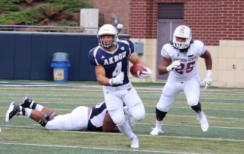 Photo Album: Zips vs. Savannah State