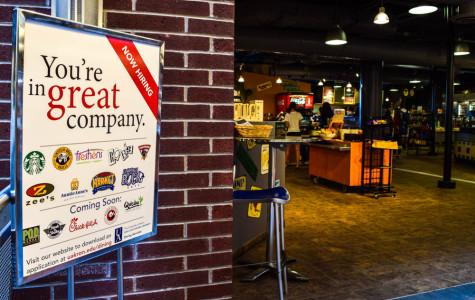 Dining Services, students' opinions two weeks in