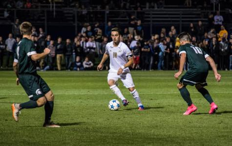 Souto PK's power No. 5 Zips past Michigan State, 4-1