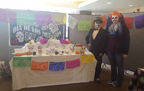Day of the Dead livens up the Union