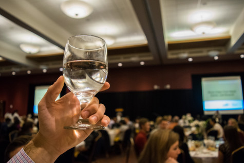 Learn your manners at the etiquette dinner
