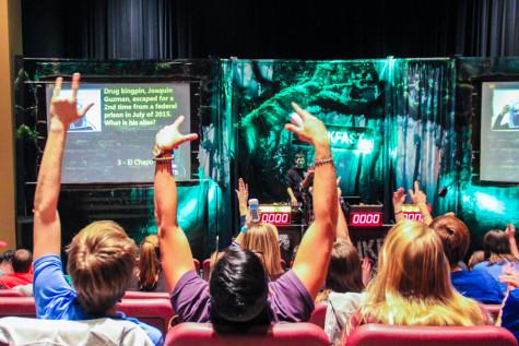 Game show puts UA students' knowledge to the test