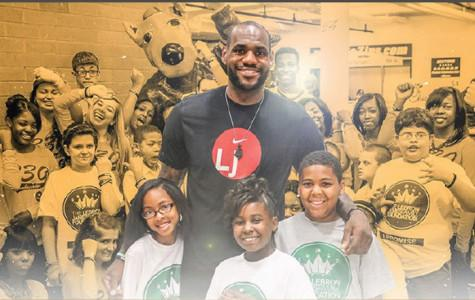 LeBron's Foundation offers mentorship course
