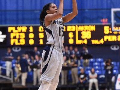 Women's basketball drops Clarion, 79-50