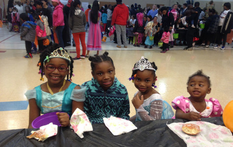 UA students treat local kids to a spooktacular Halloween