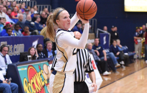 Women's hoops falls short against FGCU