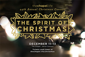 """The Spirit of Christmas"" concert"