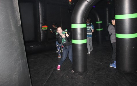 Laser tag in Union draws 200