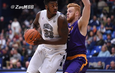 Northern Illinois narrowly beats Zips, 80-79