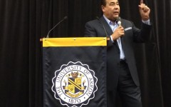 John Quiñones recounts his hardships