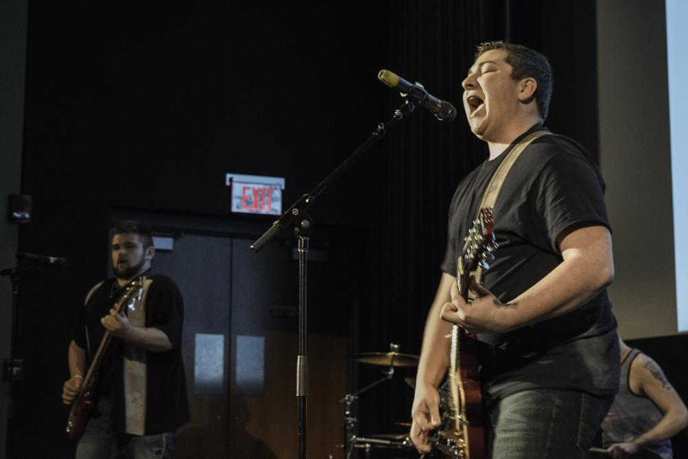 Remembering tomorrow plays at Akron's Got Talent