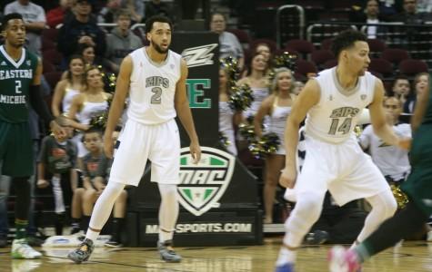 Photos from Akron vs Eastern Michigan MAC Tournament