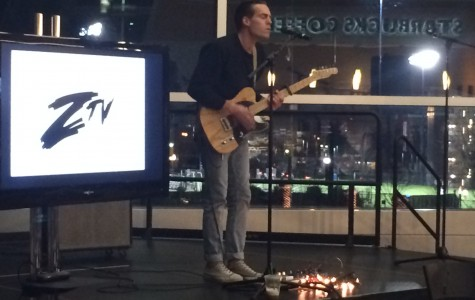 First Open Mic Night at Union