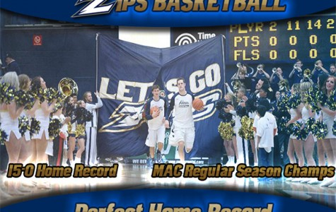 Zips grind out win over Golden Flashes