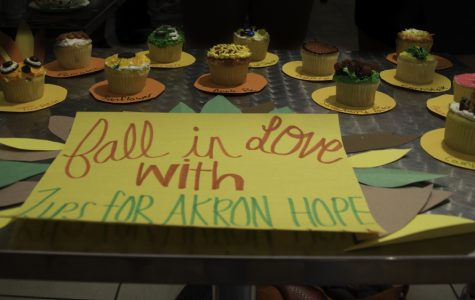 Akron Hope takes the cake in Cupcake Wars