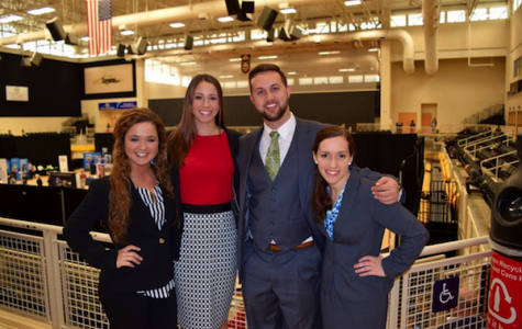 Students attend largest marketing competition