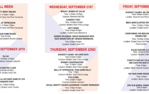 Diversity Week 2016