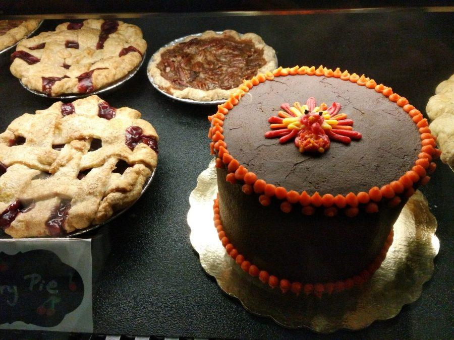 Pick+up+a+festive+pie+or+cake+during+Sweet+Mary%27s+Bakery%27s+extended+Thanksgiving+hours.