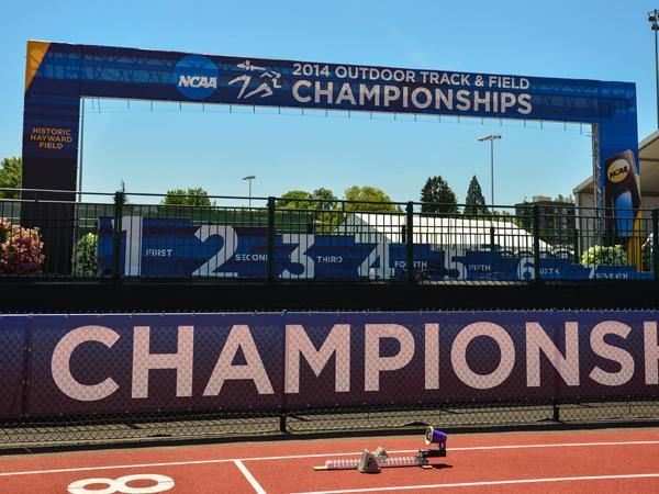 UAs track team bring home the MAC Championship.
