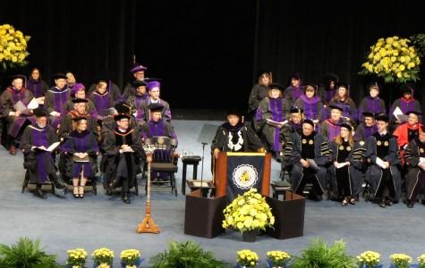 Proenza's last commencement speech