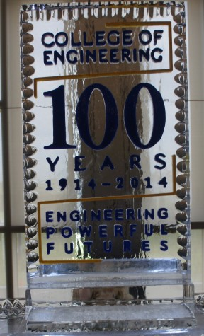 The College of Engineering Celebrates a 100 year centennial.