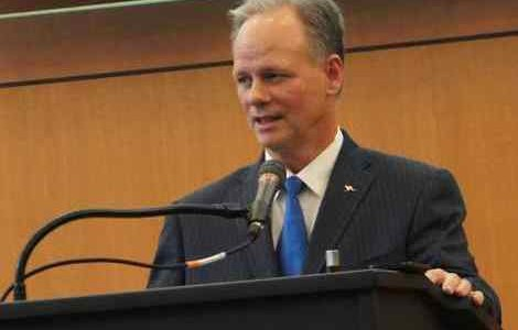 UA plans next chapter with new president