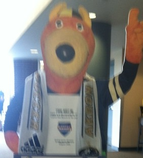 Vote for Zippy At UA Pride Day in the Student Union.