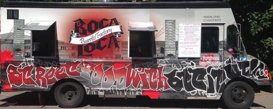Mobile food comes to campus