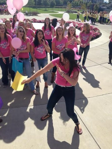 Bid Day Welcomes New Members