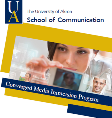 School of Communication offers intensive media program