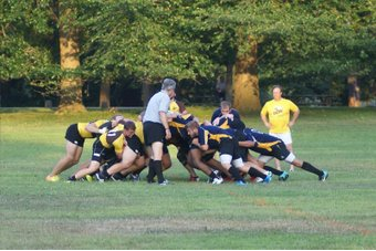 UA's new rugby is looking for students to join their ranks.