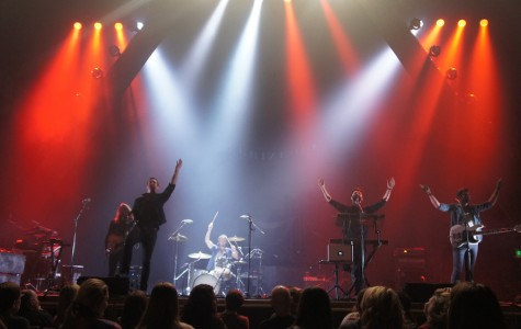 Rising band Grizfolk performs at Akron