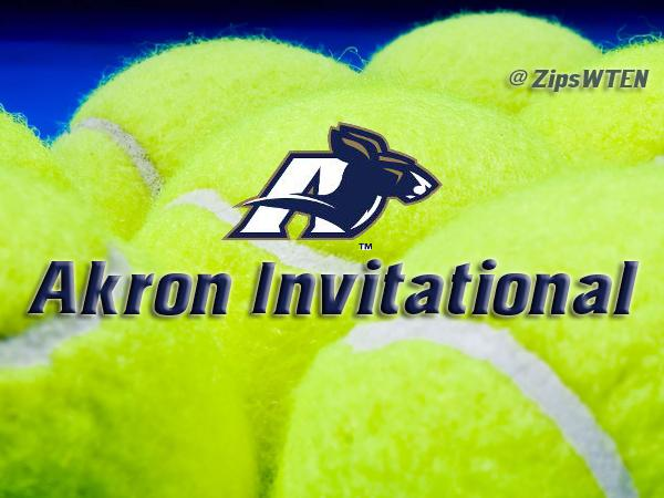 Start of the Akron Invintational begins Friday, Oct. 3, 2014.